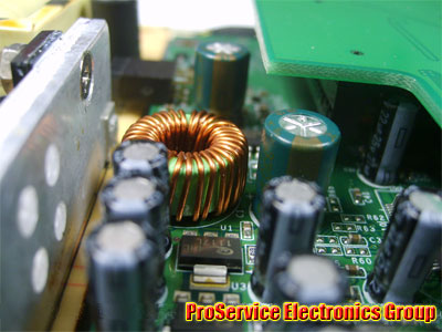 ProService Electrnics Group - We strive to provide fast, reliable and guaranteed service to both our consumer and professional audio and video electronics repair market.