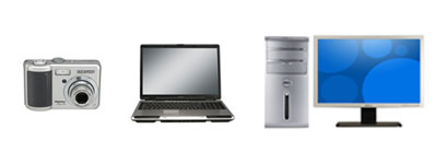ProService Electronics Group - digital cameras, laptops, desktop computers