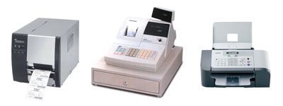 ProService Electronics Group - thermal transfer printers, cash registers, faxes